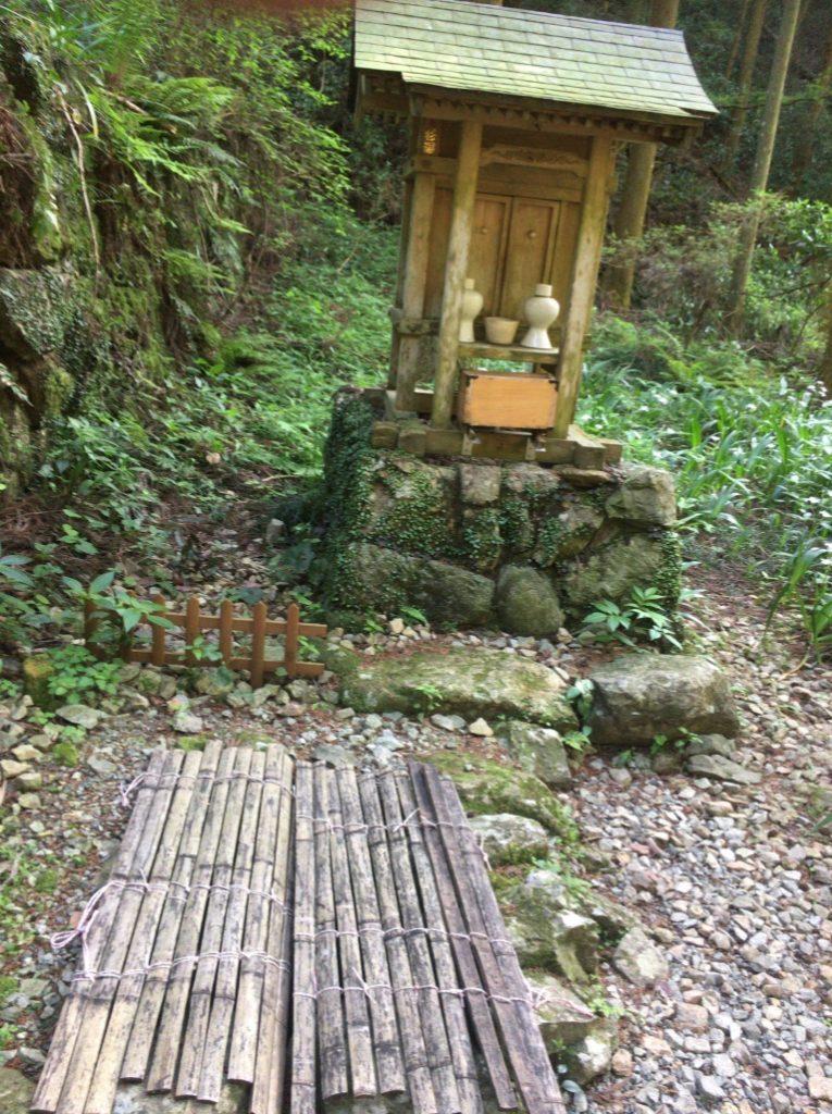 西国三十三所 施福寺 施福寺 弘法大師姿見の井戸