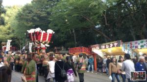 枚岡神社 秋郷祭 2019年
