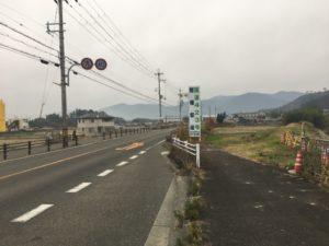 穴太寺 バス停「穴太口」周辺