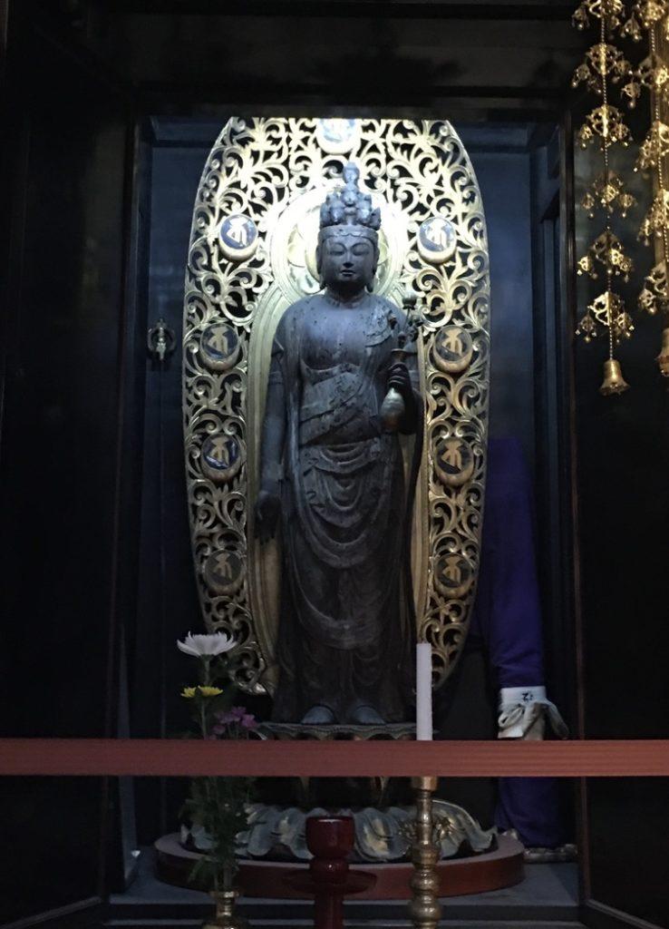 大林寺 十一面観音菩薩