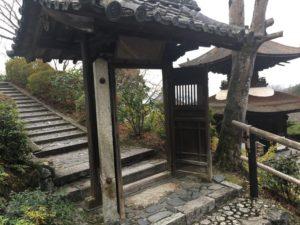 善峯寺 桂昌院廟