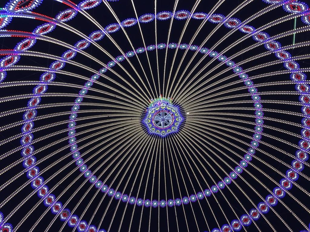 神戸ルミナリエ2019 光のドーム