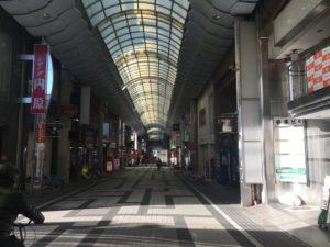 岸和田七宮詣り 岸和田商店街