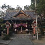 岸和田七宮詣り 弥栄神社 本殿