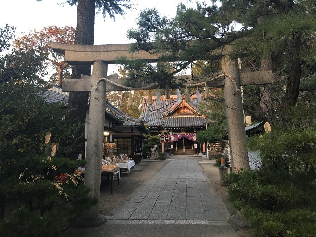 岸和田七宮詣り 弥栄神社