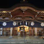 岸和田七宮詣り 夜疑神社 本殿