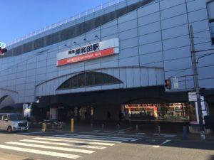 岸和田七宮詣り 岸和田駅