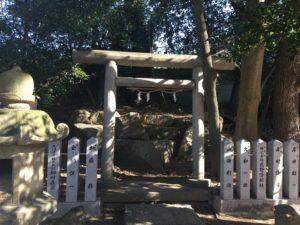 岸和田七宮詣り 岸城神社 神宮遥拝所
