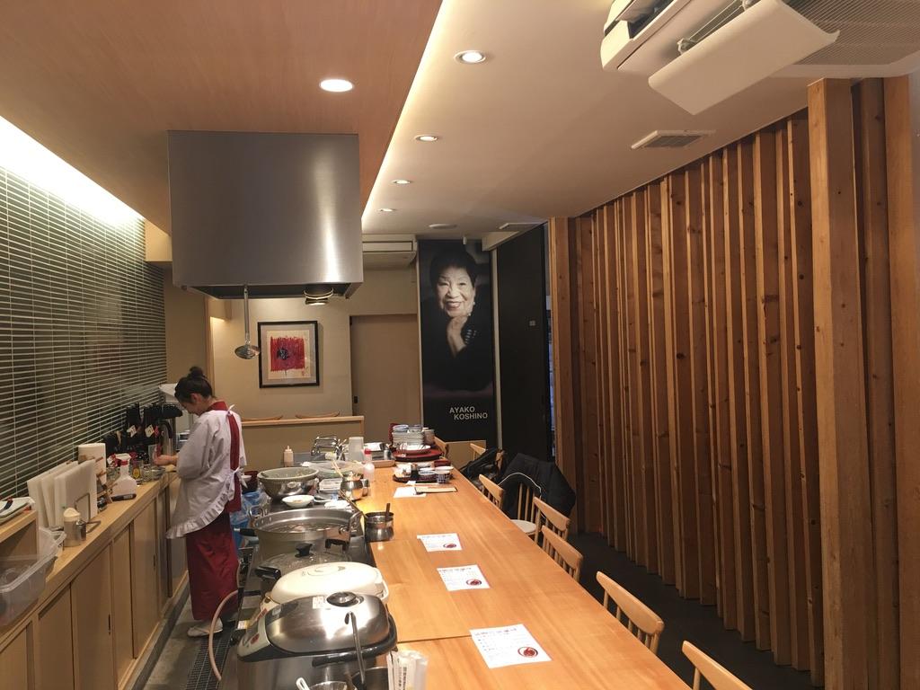 岸和田七宮詣り アヤコ食堂