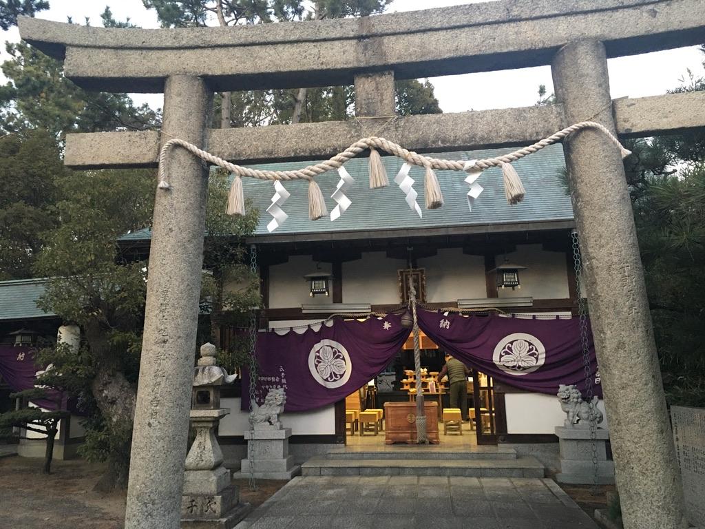 岸和田七宮詣り 弥栄神社 戎神社