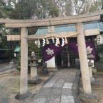 岸和田七宮詣り 弥栄神社 八幡神社