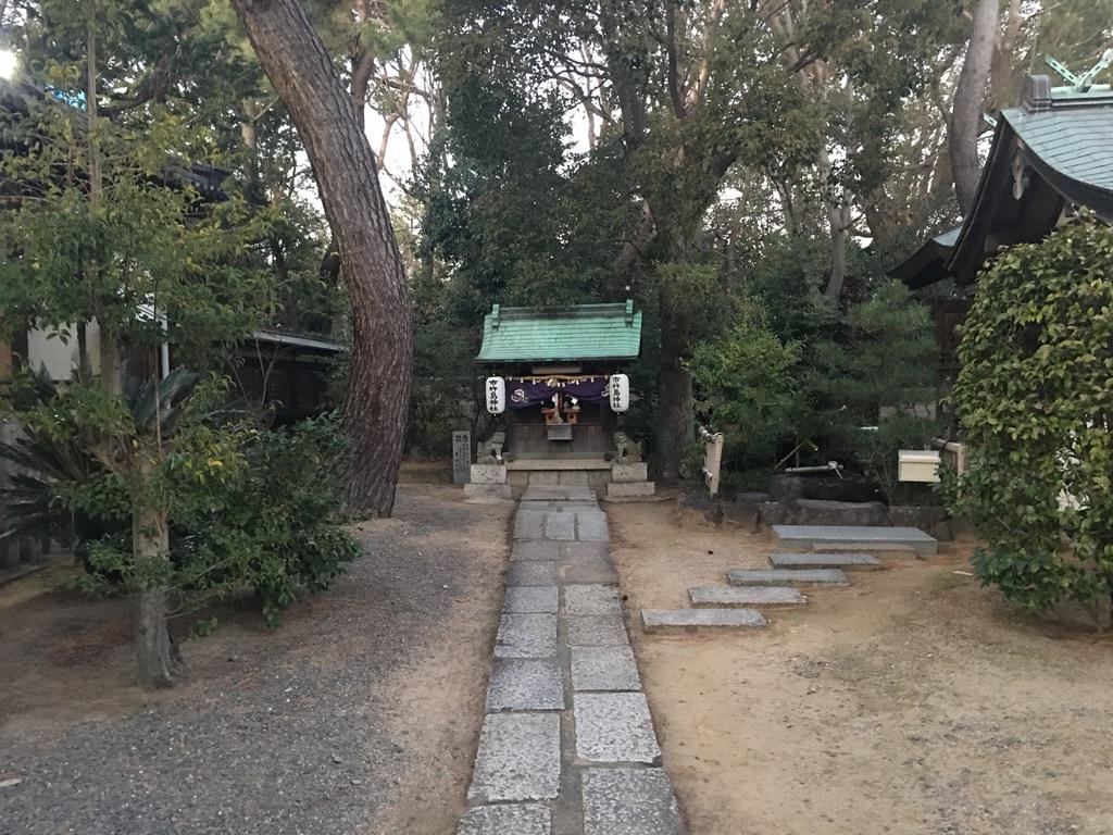岸和田七宮詣り 弥栄神社 市杵島姫神社