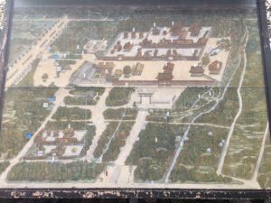 下鴨神社 初詣 境内案内図