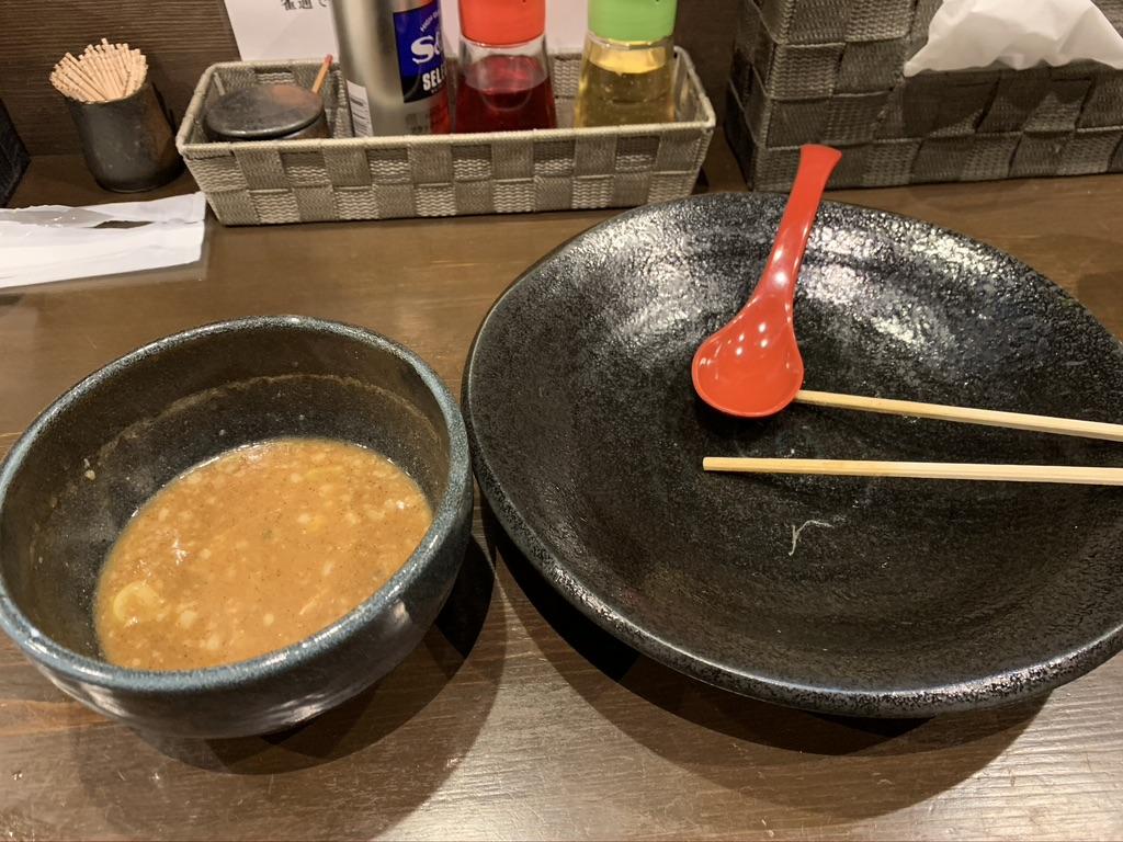 つけ麺 雀 天満店