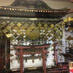 岸和田七宮詣 積川神社 神輿 宝物