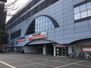 岸和田七宮詣 岸和田駅