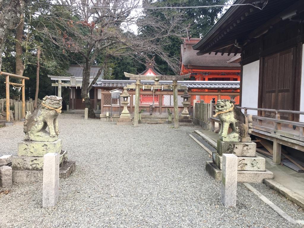 岸和田七宮詣 積川神社 境内