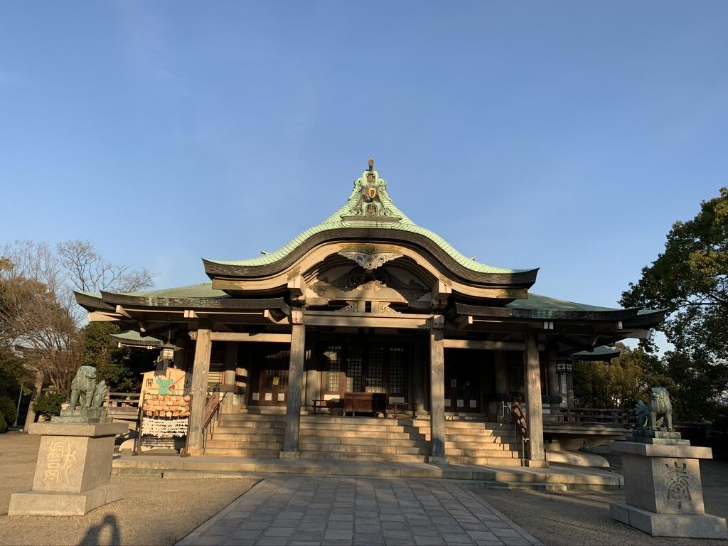 豊国神社 本殿