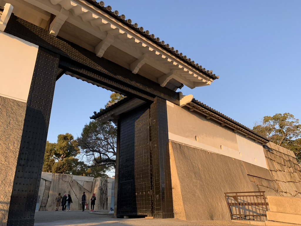 豊国神社 桜門