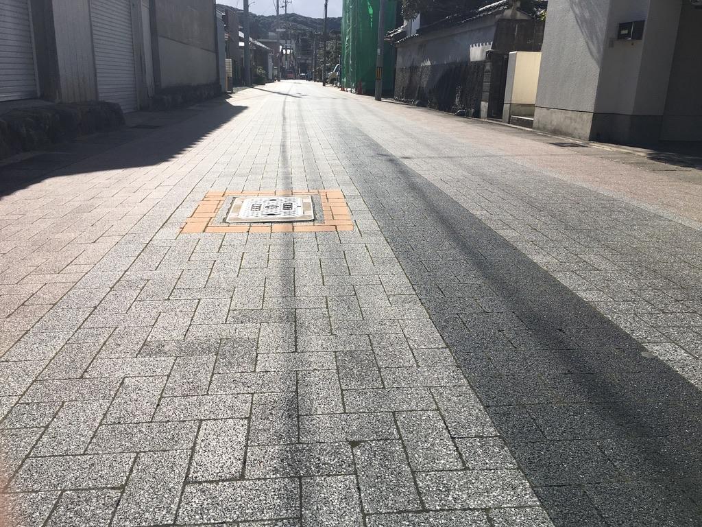 お伊勢参り 月夜見宮 神路通 参道