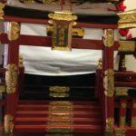 岸和田七宮詣 積川神社 神輿