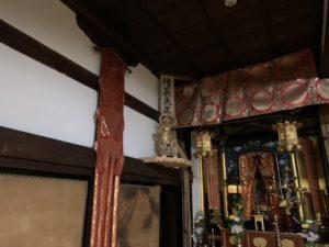 河内西国 壷井寺 本堂