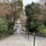 四條畷神社 石段