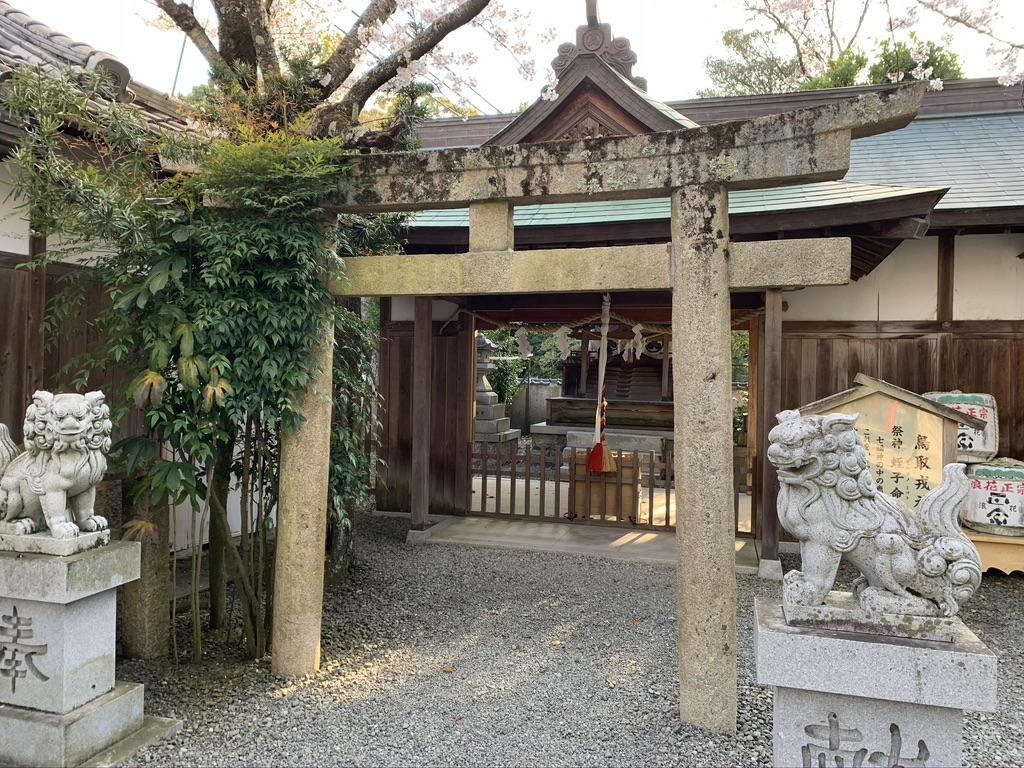 波太神社 鳥取神社 鳥取戎神社