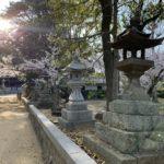 波太神社 一の鳥居 灯籠