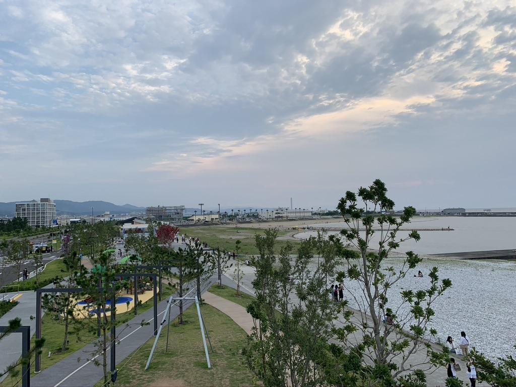 泉南ロングパーク 展望