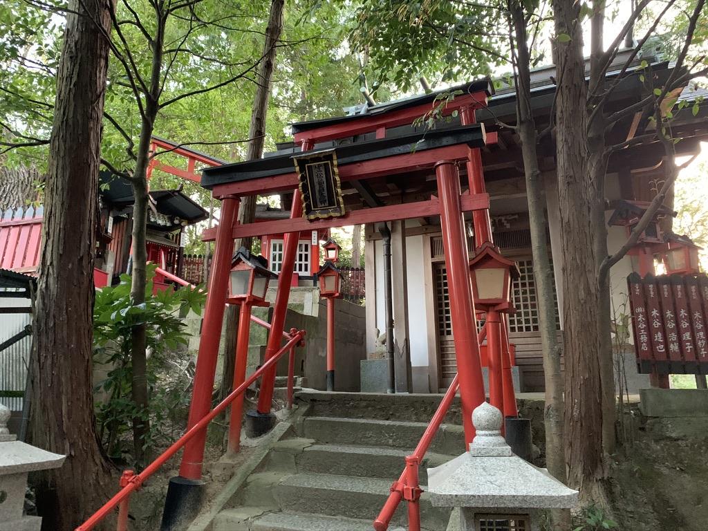 笠松稲荷神社