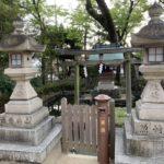 石切劔箭神社 水神社