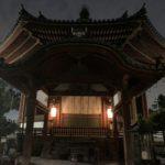 興福寺 南円堂 夜