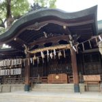 石切劔箭神社 本殿