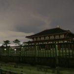 興福寺 中金堂 夜間