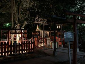 下鴨神社 相生社