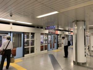 西国三十三所 地下鉄 六地蔵駅