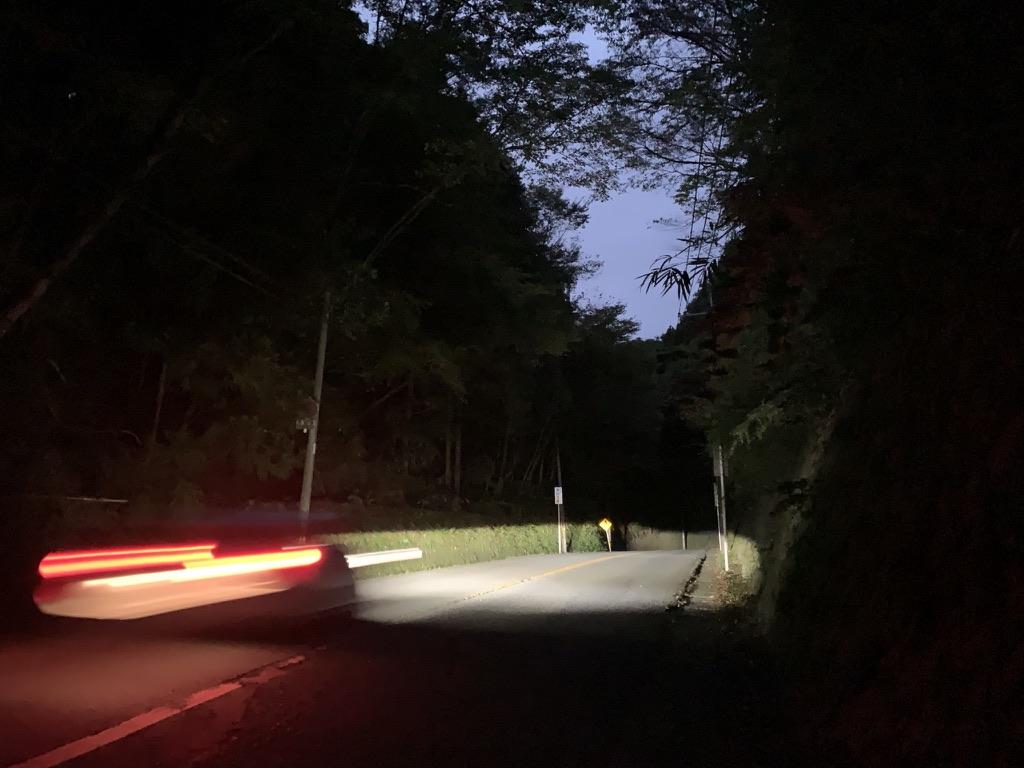 勝尾寺 参詣道