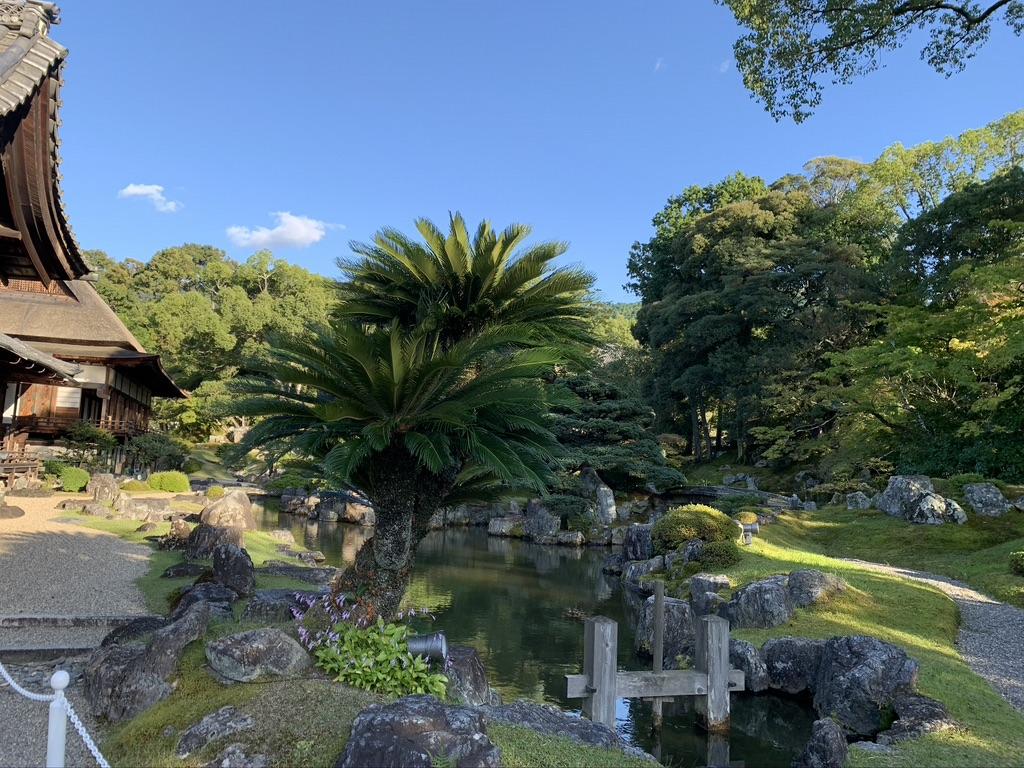 西国三十三所 醍醐寺 三宝院 庭園