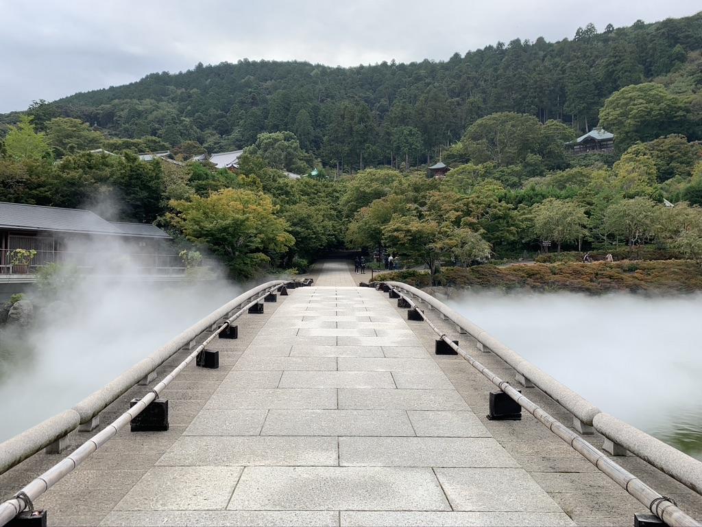 勝尾寺 お浄め橋