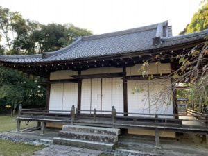 西国三十三所 醍醐寺 清瀧宮拝殿