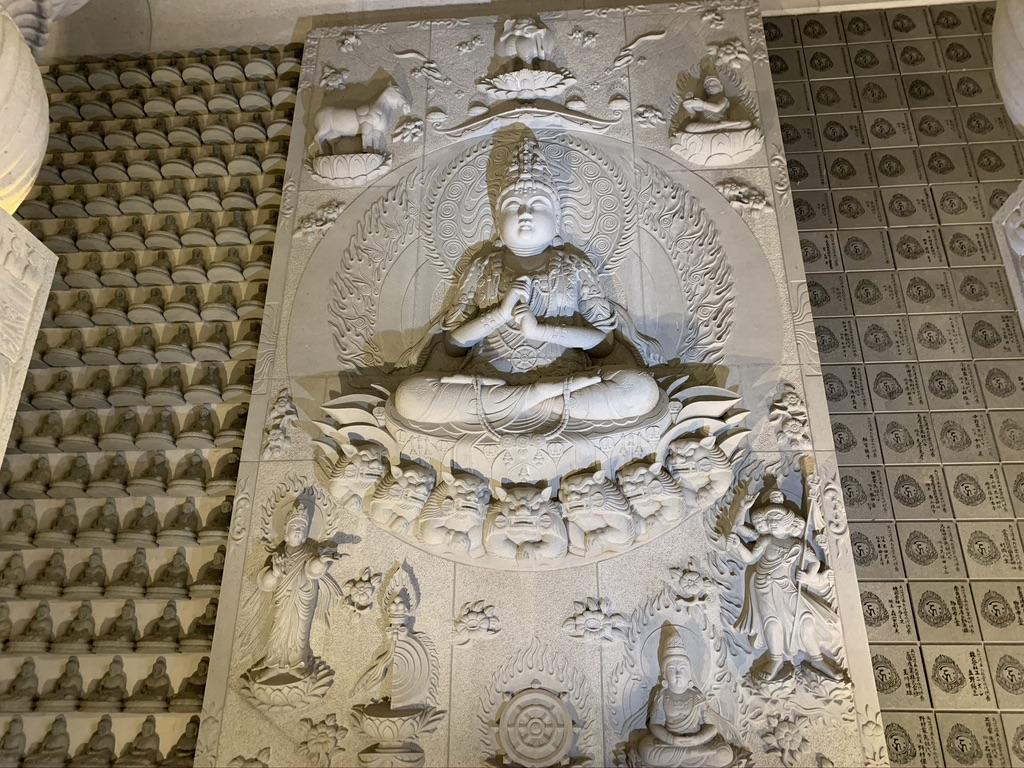 壺阪寺 天竺渡来 一字金輪曼荼羅