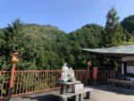 壺阪寺 投身の谷