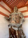 壺阪寺 仁王像