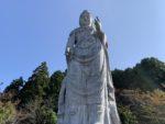 壺阪寺 大観音石像