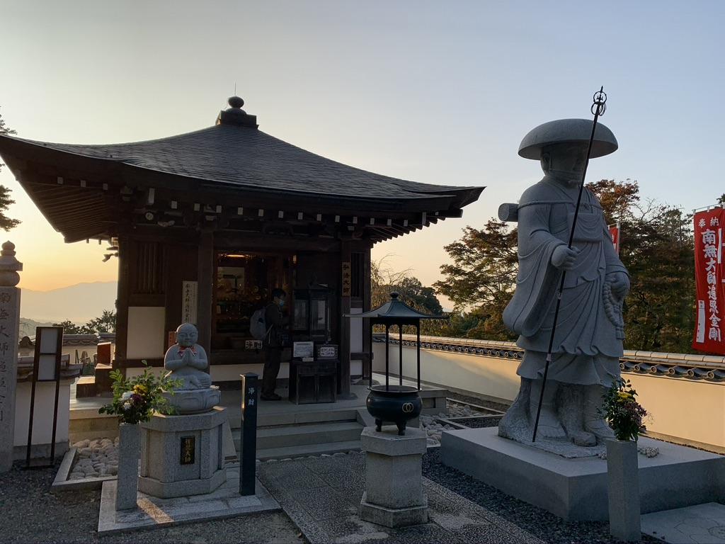 岡寺 大師堂