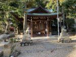 市杵島姫神社 拝殿