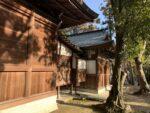 市杵島姫神社 拝殿 本殿