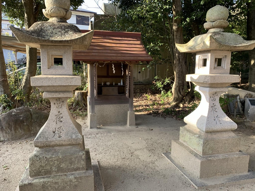 市杵島姫神社 末社