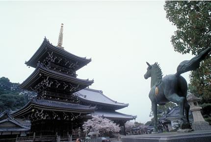 水間寺 境内 貝塚市公式ホームページ